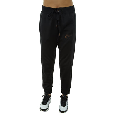 Nike Air Cuffed Track Pants Womens Style : 932433-010