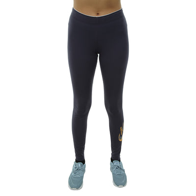 Nike Metallic Leggings Womens Style : 939301-081