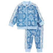 Adidas Originals Culture Clash Track Set Toddlers Style : Dv2320-MULTCO/CLESKY/WHITE