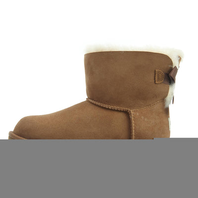 Ugg Mini Bailey Bow Ii Little Kids Style : 1017397k-Che