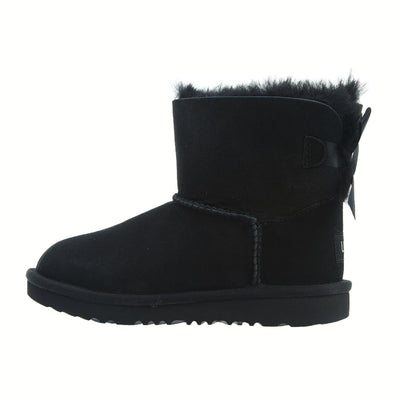 Ugg Mini Bailey Bow Ii Little Kids Style : 1017397k-BlK