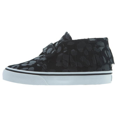 Vans Chukka V Moc (Leopard Suede) Toddlers Style : Vn000308-ONX