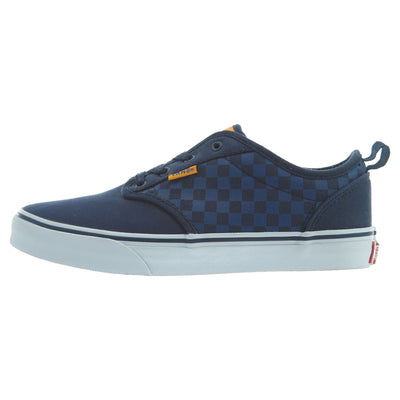 Vans Atwood Slip-on (Checkers) Big Kids Style : Vn0004lm-MIJ