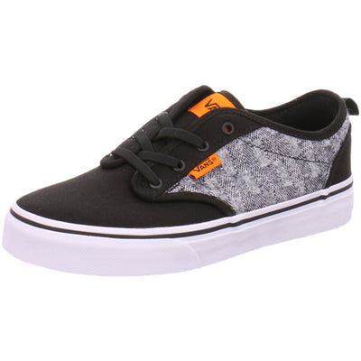 Vans Atwood Slip-on (Checkered Textlle) Little Kids Style : Vn0a38ix-R7Q