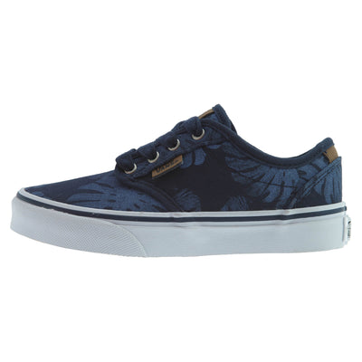 Vans Atwood Deluxe (Palm Leaf) Little Kids Style : Vn000zst-FJA