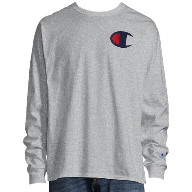 Champion Jersey Long Sleeve Tee Mens Style : Gt78h-806