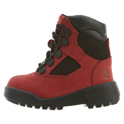 "Timberland 6"" Field Boots Toddlers Style : Tb0a1rnb-F41"