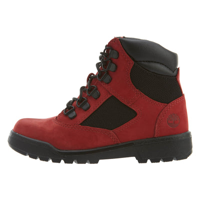 "Timberland 6"" Field Boots Little Kids Style : Tb0a1rg5-F41"