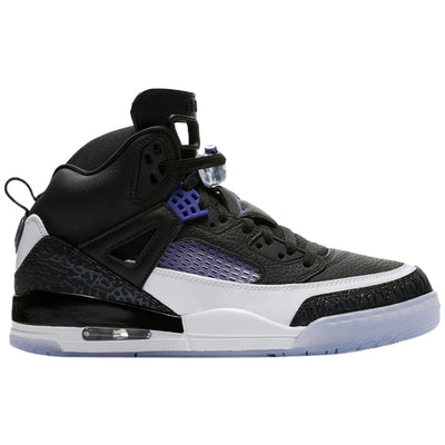 Nike Jordan Spizike Concord Lifestyle Shoes Black Dark Concord Mens Style :315371