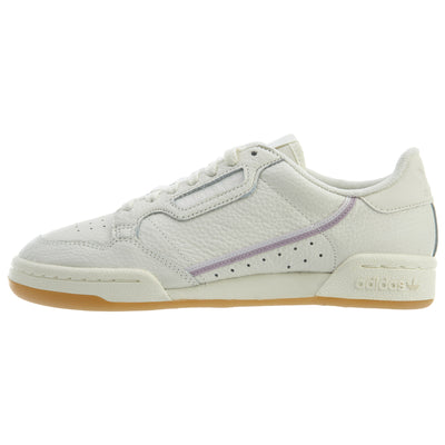 Adidas Continental 80 Off White Orchid Tint Womens Style :G27718