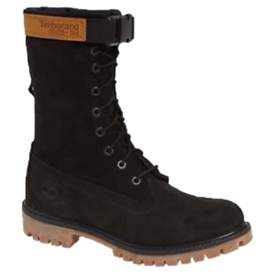 "Timberland 6"" Premium Gaiter Boot Mens Style : Tb0a1z2n-Blk"