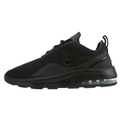 Nike Air Max Motion 2 Black/Blue Lifestyle  Mens Style :AO0266