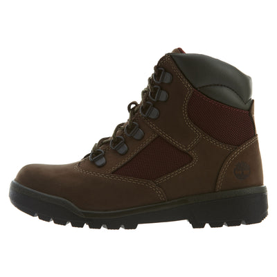"Timberland 6"" Field Boots Little Kids Style : Tb0a1w4i-D40"