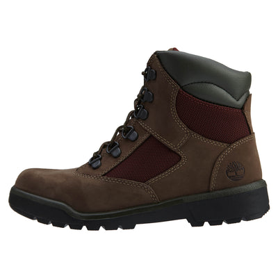 "Timberland 6"" Field Boots Big Kids Style : Tb0a1y4w-D40"
