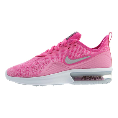 Nike Air Max Sequent 4 'Laser Fuchsia'  Womens Style :AO4486