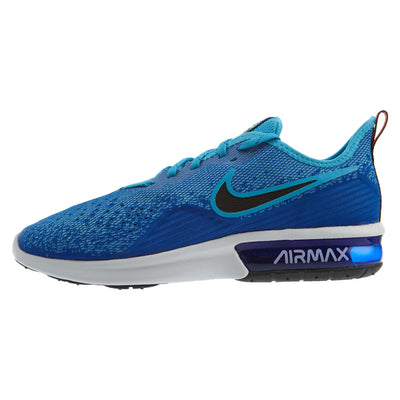 Nike Air Max Sequent 4 Indigo Force/Black  Mens Style :AO4485