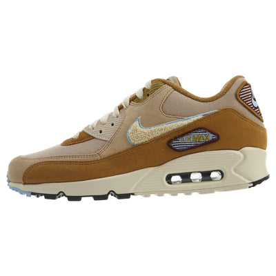 "Nike Air Max 90 Premium SE ""chenille Swooshes""  Mens Style :858954"