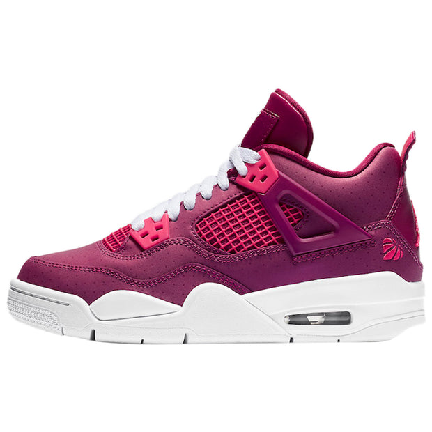 Jordan 4 Retro Valentine's Day 2019 Big Kids Style : 487724-661