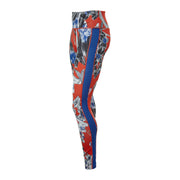 Nike One Floral Tights Womens Style : Aj8863-891