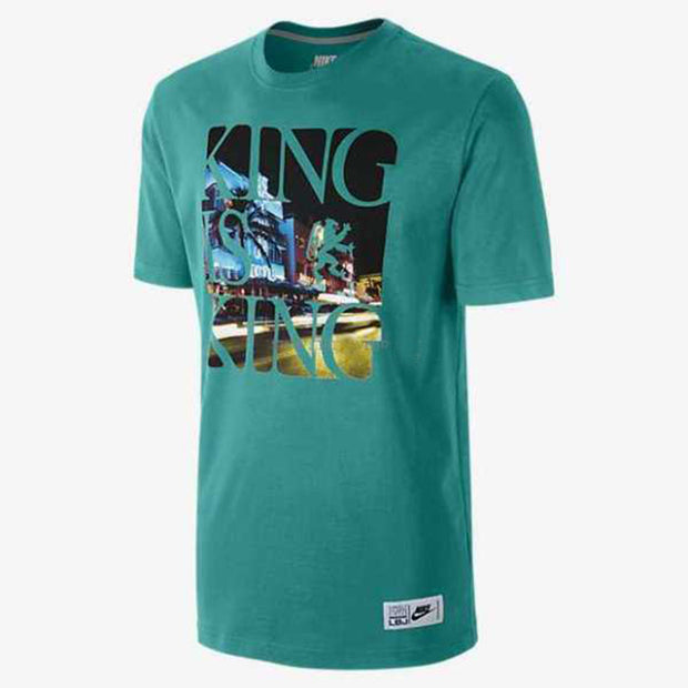 "Nike Lebron ""King Is King"" Mens Style : 611344"