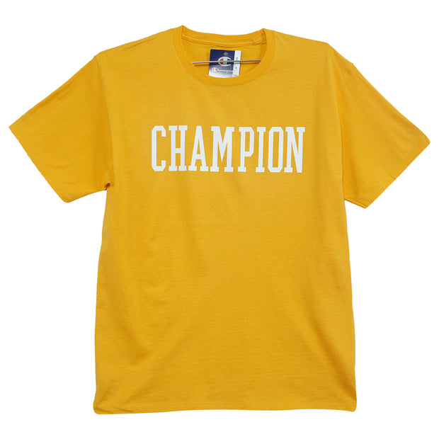 Champion Graphic Jersey Tee Mens Style : Gt23h