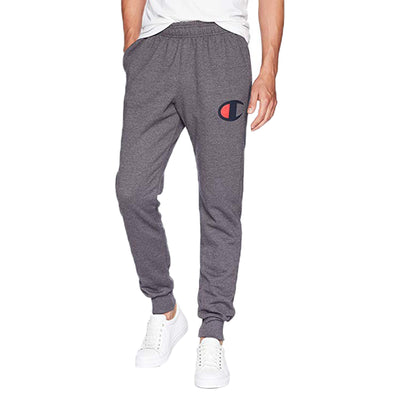 Champion Powerblend Fleece Joggers Mens Style : Gf22h