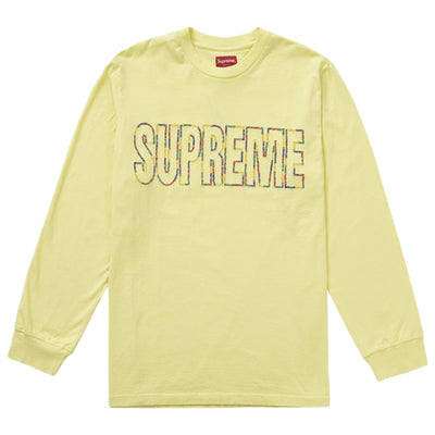 Supreme International L/s Tee Mens Style : Ss19kn66
