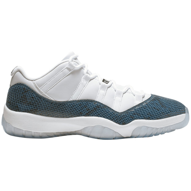 Jordan 11 Retro Low Le Snake Navy Little Kids Style : Cd6848-102