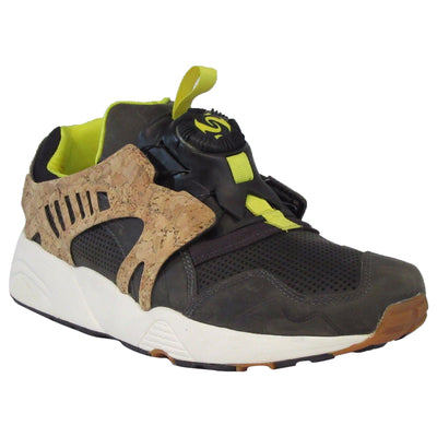 Puma Leather Disc Cage Lux Opt.2 Mens Style : 356410