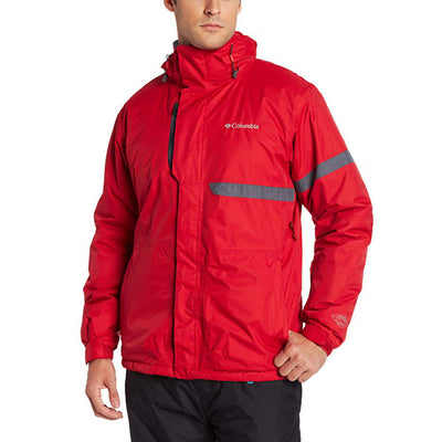 Columbia  Fusion Exact Waterproof-Breathable Jacket  Mens Style # Sm4246