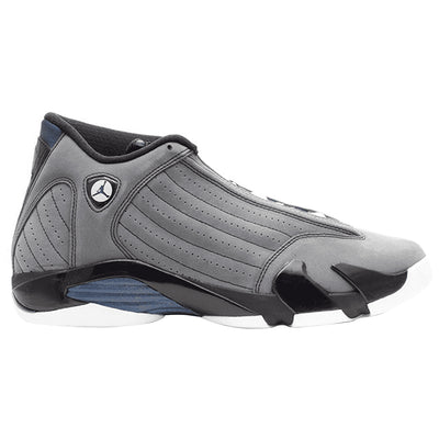 Air Jordan 14 Retro lt graphite/mid navy Mens Style :311832