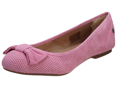 Ugg Rohen Perf Flats Womens Style : 1004867