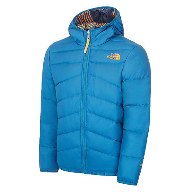 North Face Reversible Moon Doggy Jacket Big Kids Style : Chb4