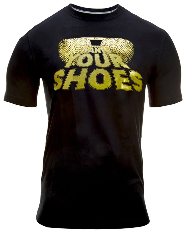 Nike Mens ' Boss Wants Your Shoes ' Basketball Active Tee