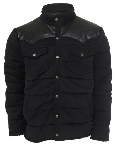 Hudson Big And Tall Quilted Jacket Mens Style : 5106