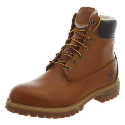 "Timberland 6"" Fleece Boot Mens Style : Tb06065r"