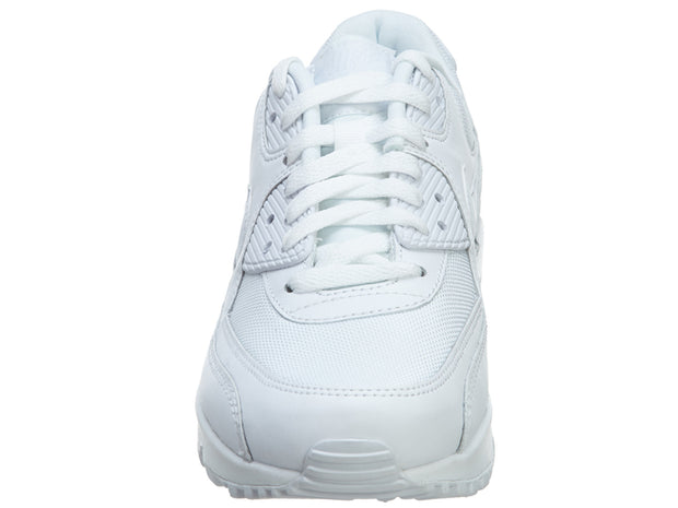 Air Max 90 Essential Nike all white Mens Style :537384