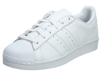 Adidas Superstar Foundation Juniors White Shell Kids Boys / Girls Style :B23641