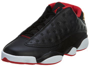 "Air Jordan 13 Retro Low ""bred"" - black Mens Style :310810"