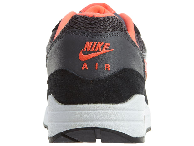 Nike Air Max 1 (gs) SNEAKERS Dark Grey Hot Lava Boys / Girls Style :555766