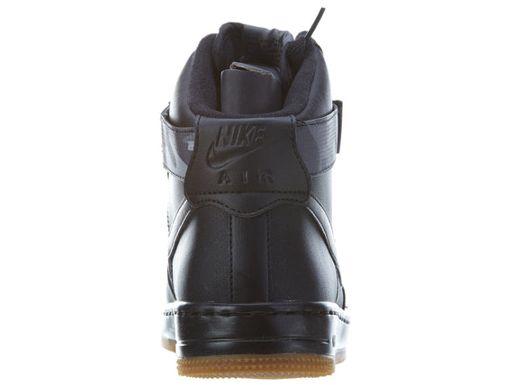 Nike Af1 Ultra Force Mid Prt Black Black-Wolf Grey (W)