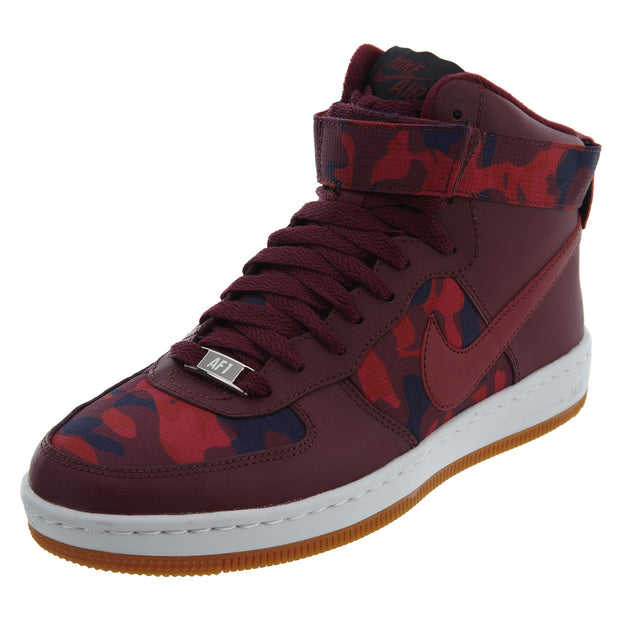 Nike Air Force 1 Ultra Force Mid Print Casual Shoes  Womens Style :807384