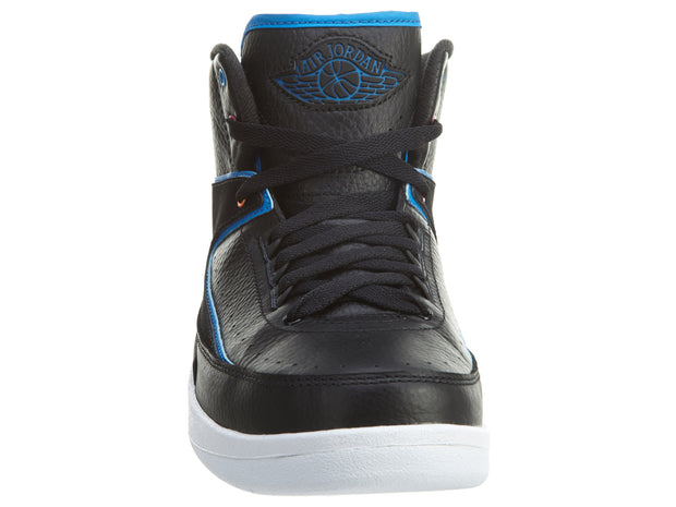 "Air Jordan 2 Retro Bg (gs) ""radio Raheem"" Boys / Girls Style :834276"