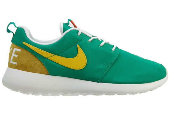 Nike Roshe One Retro Lucid Green Vivid Sulfur-Sail