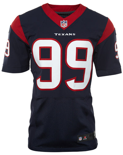 Nike Nfl Houston Texans Elite Jersey (J.j. Watt) Mens Style : 468892