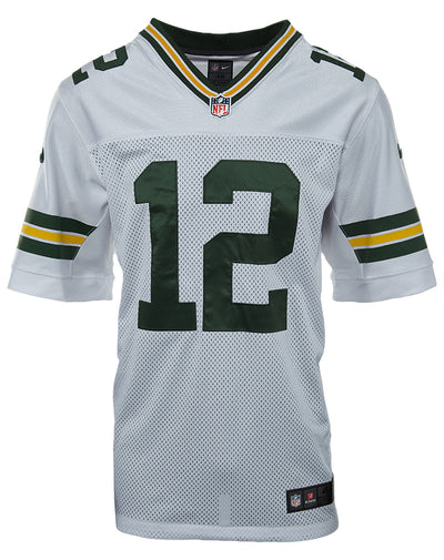 Nike Nfl Green Bay Packers Elite Jersey (Aaron Rodgers) Mens Style : 477299