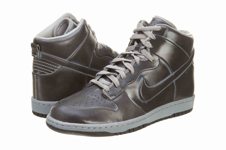 Nike Dunk High VT Premium Black Grey Shoes Mens Style :472501