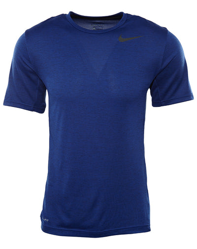 Nike Dry Short Sleeve Training Top Mens Style : 742228