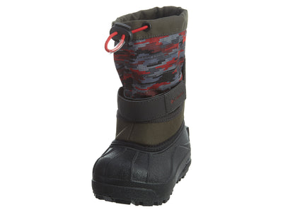 Columbia Powderbug Plus Ii Print-k Pull-on Boot Toddlers Style : Bv1327
