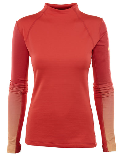 Nike Pro Hyperwarm Long Sleeve Training Top Womens Style : 803132